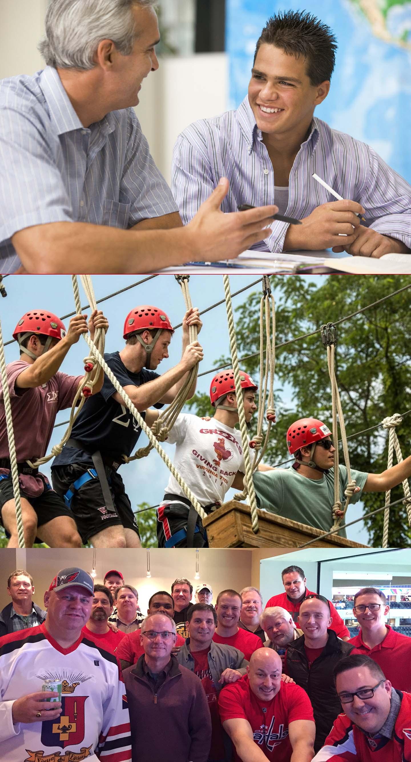 Build Balanced Men